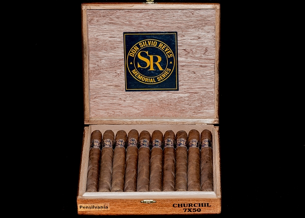 (#1)  SR 2012 Blend Pennsylvania Wrapper 7 x 50